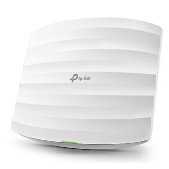 Tp-link ac1350 wi-fi dvojpásmový gigabitový stropný prístupový bod, mu-mimo, podpora 802.3af/at/passi