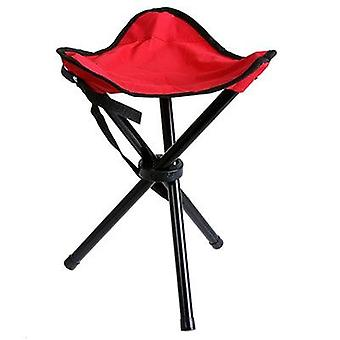 Pop Up Chair Portable Lightweight Folding Camping Hiking Foldable Stool/tripod