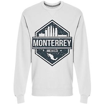 مونتيري المكسيك Sweatshirt الرجال & ق -الصورة من قبل Shutterstock