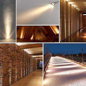 Waterproof Led Light, Ip67 Outdoor Buried Garden Path Spot Recessed Inground