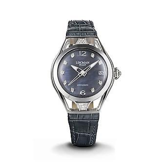 Locman wristwatch MONTECRISTO 0526D15D-0DMAIDPA
