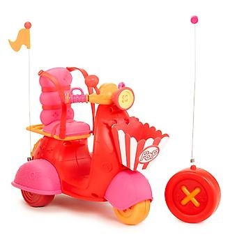 Lalaloopsy RC Scooter 27 MHz lyserød sæde