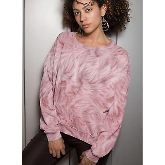 Ammyt pink sublimation sweatshirt