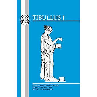 Tibullus: Elegies I - Latin Texts