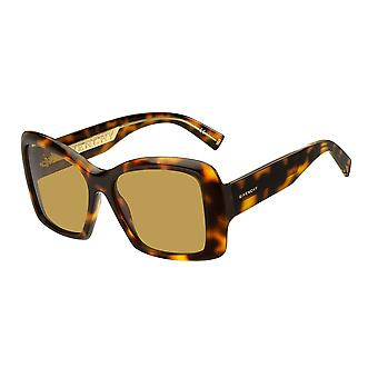 Givenchy GV7186/S WR9/70 Brown Havana/Brown Sunglasses
