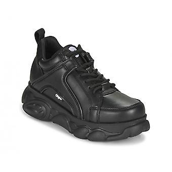 Women's Shoes Buffalo Corin Vegan Sneaker Platform Black Ds21bf01 Bn16303941