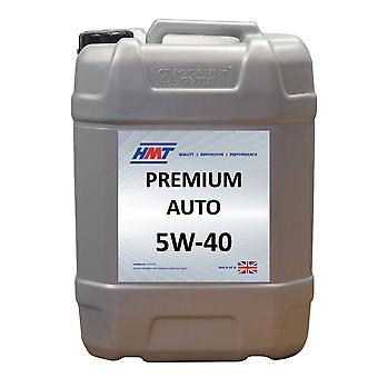 HMT HMTM091 Premium Auto 5W-40 Fully Synthetic Engine Oil 20 Litre / 4 Gallon