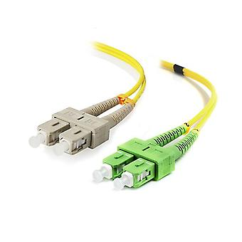 Alogic Sca To Sc Single Mode Duplex Lszh Fibre Cable Os2
