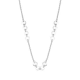 Amor - Naisten kaulakoru hopea 925 kiiltävä