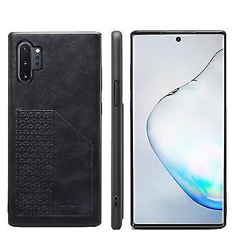 Wallet leather case card slot for iphone11 6.5 black no2224