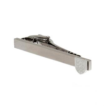 England FA Stainless Steel Crest Tie Clip