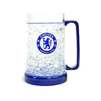 Chelsea Freezer Tankard Clear Crest