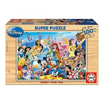 Puzzle Disney Educa (100 Stück)