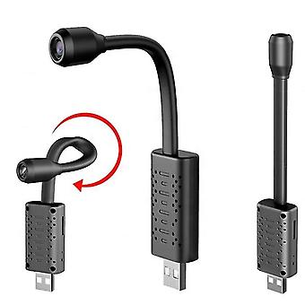 Wifi Ascuns Ip Camera USB Powered Sprijină Microsd / tf Card (64G)