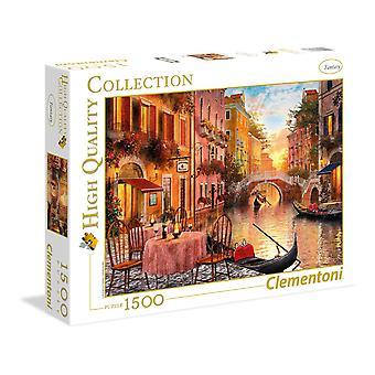 Clementoni Venezia Korkealaatuinen Palapeli (1500 Kappaletta)