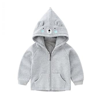 Baby Hooded Cotton Jacket