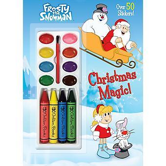 Christmas Magic Frosty the Snowman par Golden Books