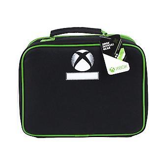 Xbox Childrens/Kids Logo Lunch Bag and Bottle Set (Paquet de 4)