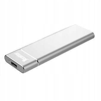 Mobile Solid State Drive Ssd 256g Silver