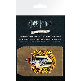 Harry Potter Hufflepuff Card Holder
