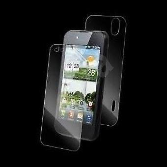 ZAGG invisbleShield skärmskydd för LG Optimus P970 majestätiska