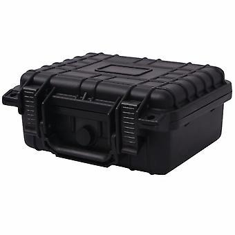 Beskyttelsesudstyr Box 27x24,6x12,4 cm Sort