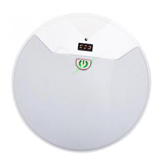 Aionyaaa Robot Vacuum Cleaner Water 1800 Pa Wifi Smart High Suction Sweeper, Sweeping And Avoiding 26x26x5.5cm