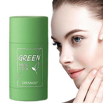 Qian クレンジング 緑のティースティックマスクオイルコントロール抗にきんのスキンケア