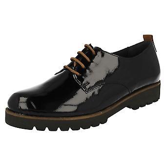 Dames Remonte Lace Up Smart schoenen D0102
