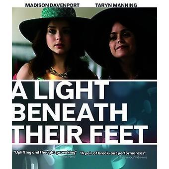 Licht unter ihren Füßen [Blu-Ray] USA import