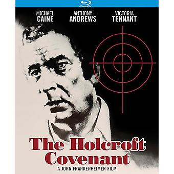Holcroft Covenant [Blu-ray] USA import