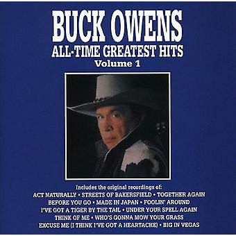 Buck Owens - Buck Owens: Vol. 1-All-Time Greatest Hits [CD] USA import