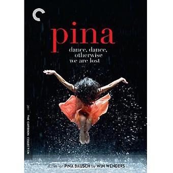 Pina [DVD] USA import