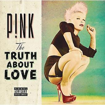 Rose - importation USA Truth About Love [CD]