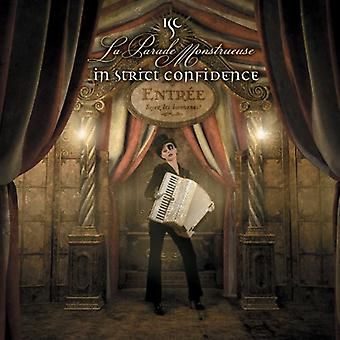In Strict Confidence - La Parade Monstrueuse [CD] USA import