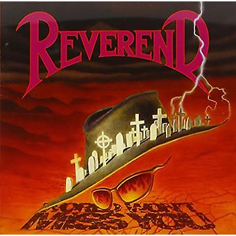 Reverend - World Won't Miss You [CD] USA import