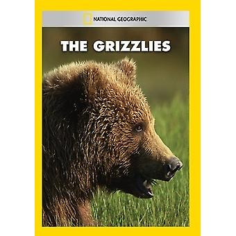 Grizzlys [DVD] USA importieren