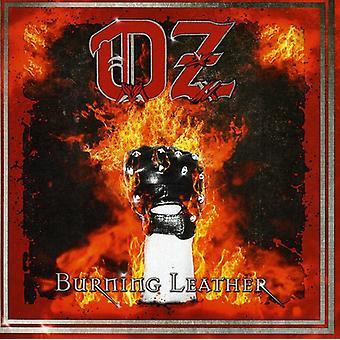 Oz - quema de importación USA de cuero [CD]