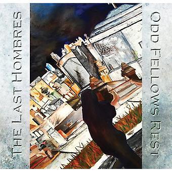 Last Hombres - Odd Fellows Rest [CD] USA import