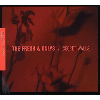 Fresh & Onlys - Secret Walls [CD] USA import