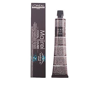 L'Oreal ekspert Professionnel Majirel Cool-cover #8.3-blond Clair Doré Beige 50 Ml Unisex