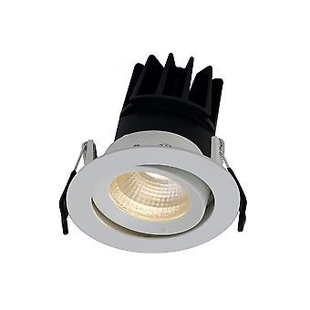 アンセル団結 80 ジンバル LED ダウンライト、4 K、デジタル調光 + 緊急