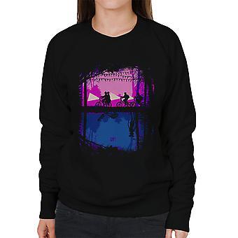 Fremde Dinge den Kopf DownWomen Sweatshirt