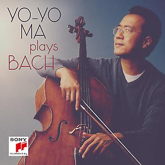 Yo-Yo Ma - Yo-Yo Ma Plays Bach [CD] USA import