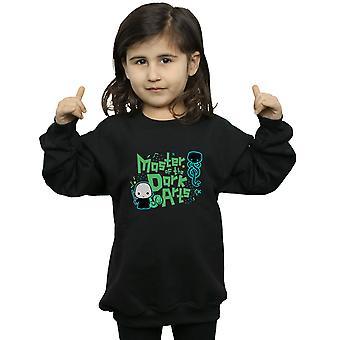 Harry Potter Girls Voldemort Dark Arts Junior Sweatshirt