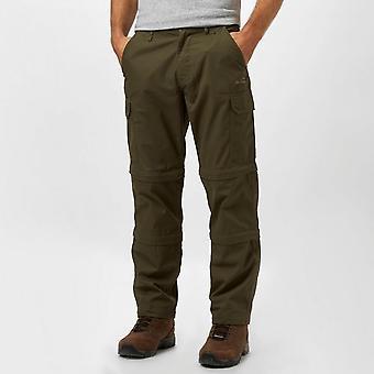 New Khaki Peter Storm Men's Ramble II Double-Zip-Off Trousers