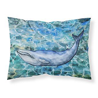 キャロラインズ宝物 BB5340PILLOWCASE ザトウクジラ生地標準的な枕