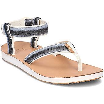 Teva Original Ombre 1010329WHT universelle sommer kvinner sko