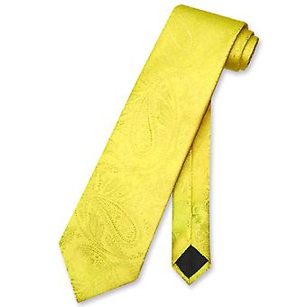 Cuello corbata Vesuvio Napoli corbata Paisley diseño hombres