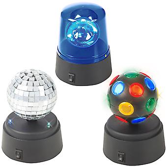 Christmas Shop Mini Light Set Of 3